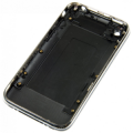 iPhone 3G back cover with top flex and charging dock flex cable [Black]